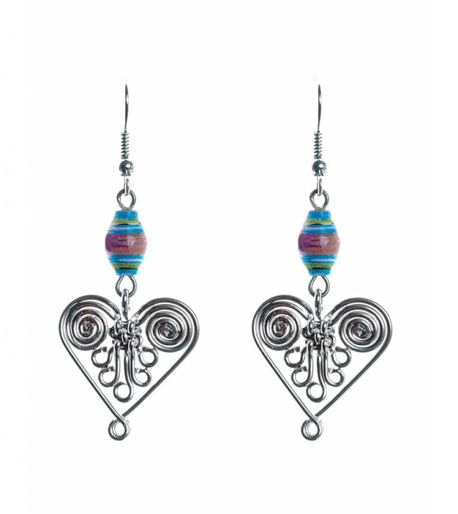 Earrings - Healing Hearts