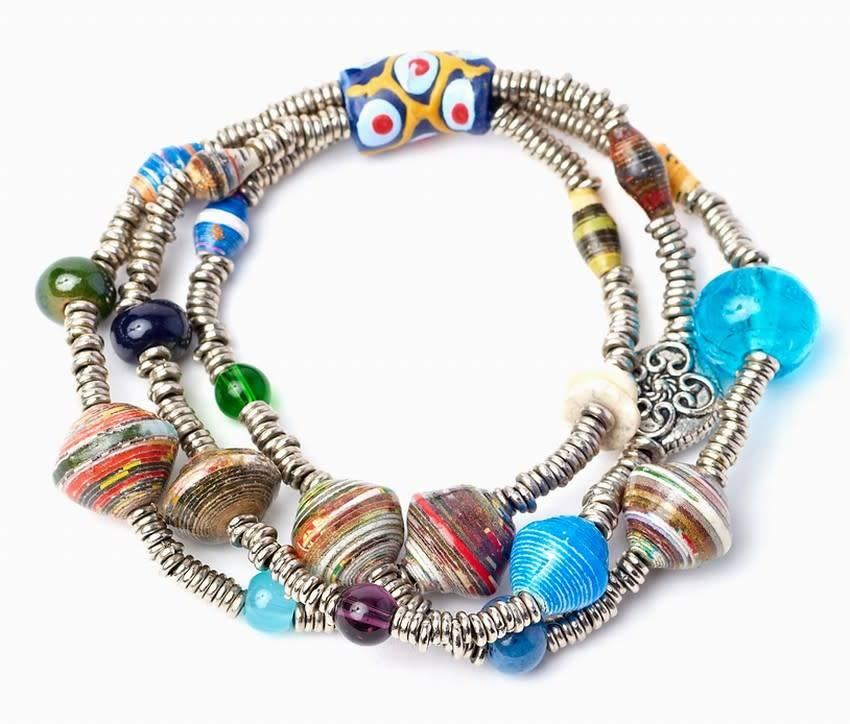 Goddess 3 Strand Bracelet