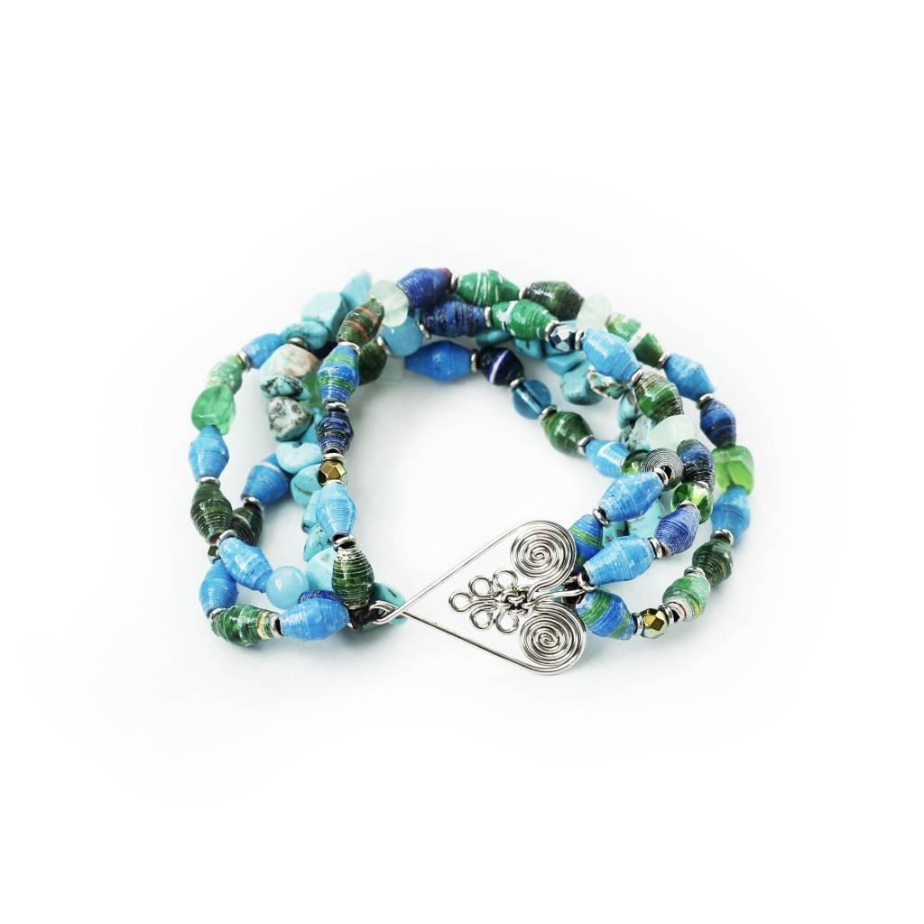 Bracelet - Healing Waters Heart