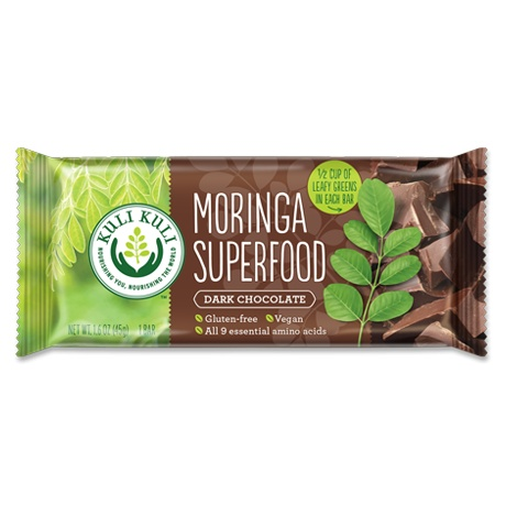 Moringa Superfood Dark Chocolate