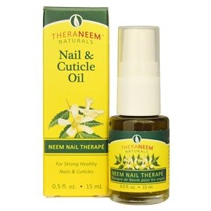 TheraNeem Neem Nail and Cuticle Oil