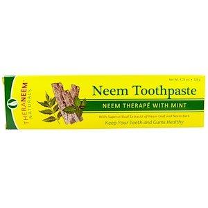 TheraNeem Neem Travel Toothpaste