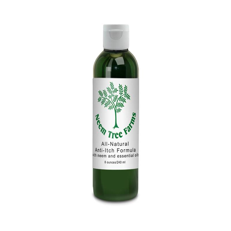 Neem anti-itch formula - 8oz