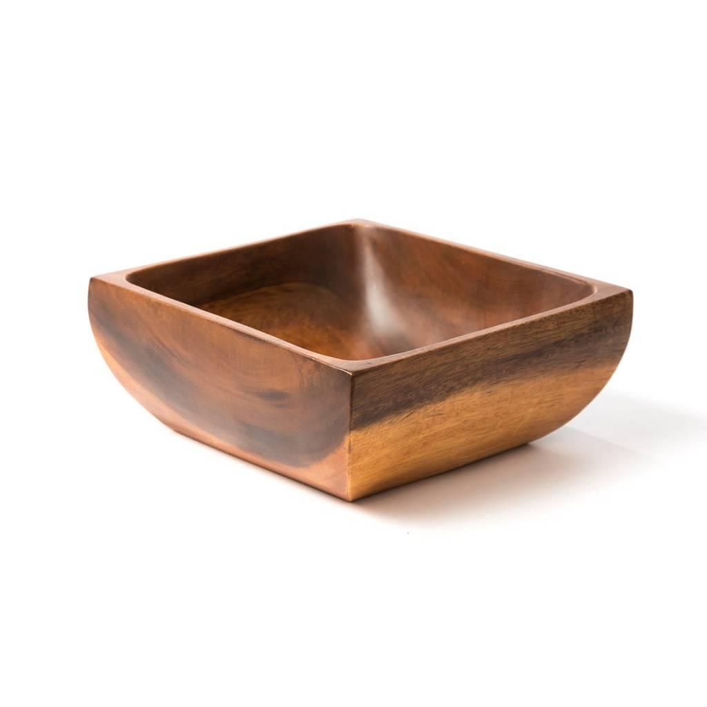 "Bowl - Acacia Square 5"""