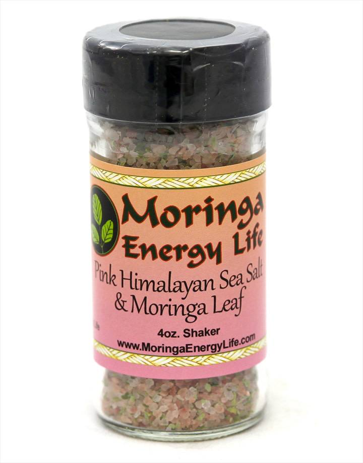 Moringa Pink Himalayan Sea Salt