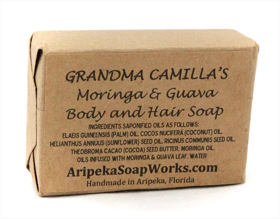 Soap - Moringa with Guava