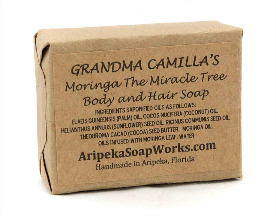 Soap - Moringa