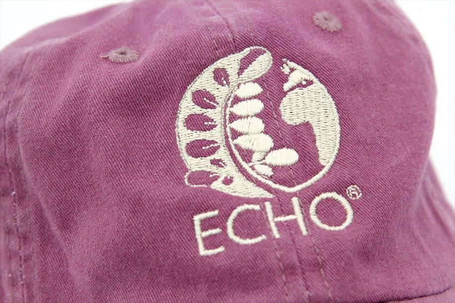 ECHO Baseball Cap - Maroon