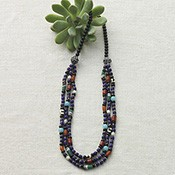 Necklace - African Trade Beads