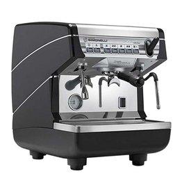 Simonelli Machine espresso commerciale Appia II volumétrique (1 Groupe) par Nuova Simonelli
