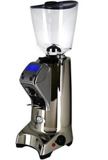 Moulin à café Olympus (75E) chrome par Eureka