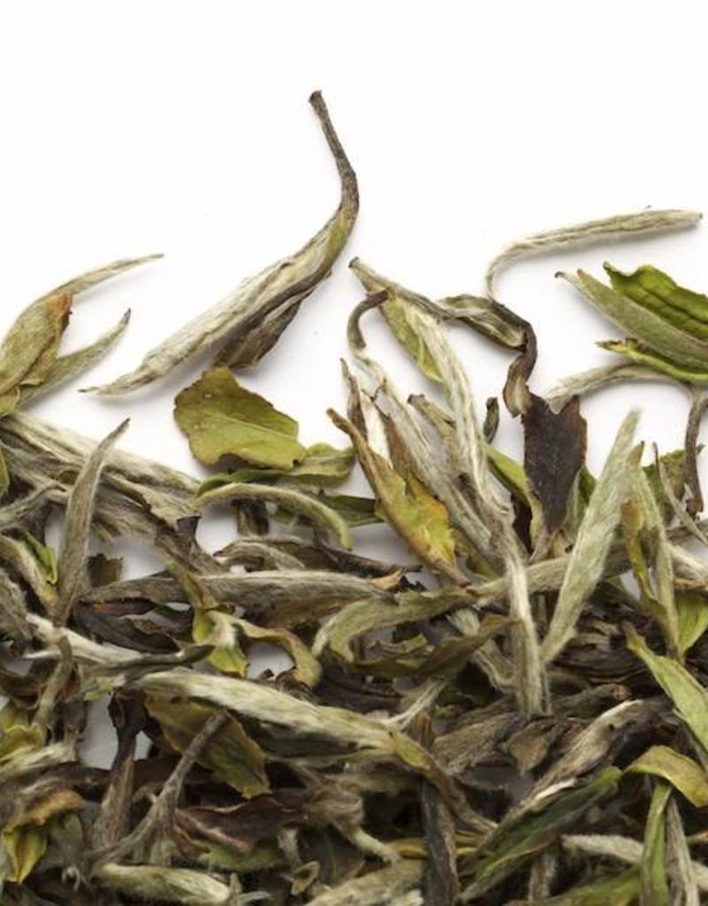 Thé blanc pivoine 25g