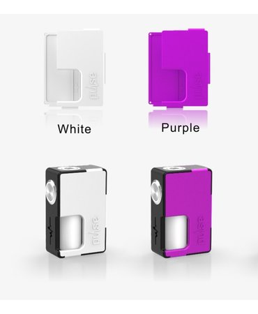 Vandy Vape Pulse Squonk panels