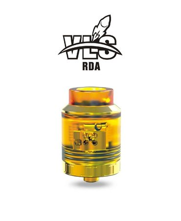 Oumier VLS Atomizer by Oumier - Gold
