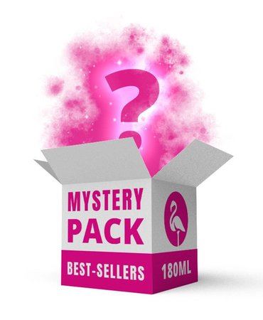 Flamingo Vape Best Sellers Mystery Pack (180ml) Type A