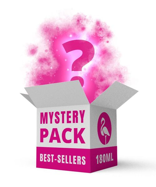 Best Sellers Mystery Pack (180ml) Type A