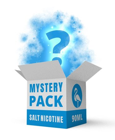 Flamingo Vape Salt Nicotine Mystery Pack (90ml)