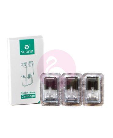 Suorin iShare Cartridge by Suorin - 3 Pack