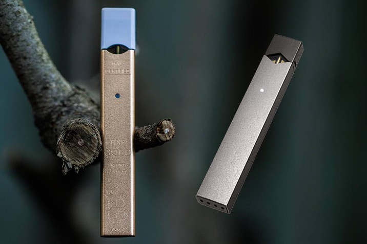 BB Vapes M2L kit and JUUL kit