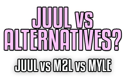 Is JUUL the best Pod System?? Comparison between the leading Pod Devices!
