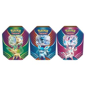 Pokemon International Pokemon Evolution Celebration Tin