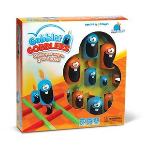 Blue Orange Games Gobblet Gobblers (Plastic)
