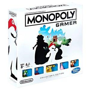 Hasbro Monopoly: Gamer - Collectors Edition
