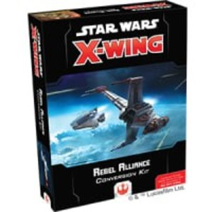 Fantasy Flight Games Star Wars X-Wing 2nd Edition: Rebel Alliance Conversion Kit