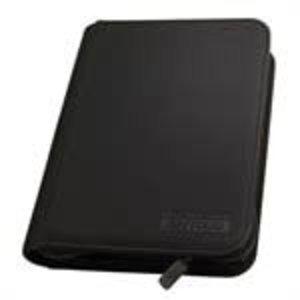 Ultimate Guard Ultimate Guard:  9-Pocket MINI Card Binder Zipfolio - Xenoskin Black