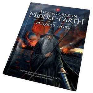 Cubicle 7 Adventures in Middle-Earth Guide (Dungeons and Dragons 5th Edition Compatible)