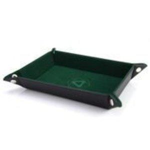 Die Hard Dice Die Hard Folding Rectangle Dice Tray: Green
