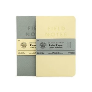 Field Notes Field Notes Signature - Ruled Paper