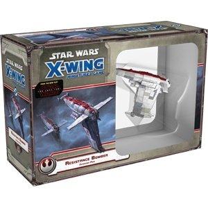 Fantasy Flight Games Star Wars X-Wing 1st Edition: Resistance Bomber