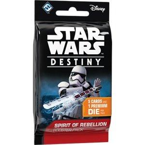 Fantasy Flight Games Star Wars Destiny: Spirit of Rebellion Booster Box