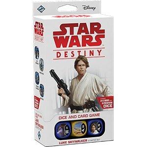 Fantasy Flight Games Star Wars Destiny: Legacies Starter Set - Luke