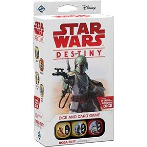 Fantasy Flight Games Star Wars Destiny: Legacies Starter - Boba Fett