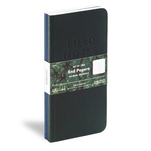 Field Notes Field Notes: End Papers