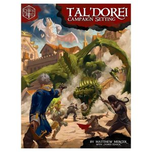 Green Ronin Critical Role: Tai'Dorei Campaign (Dungeons and Dragons 5th Edition Compatible)