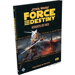 Fantasy Flight Games Star Wars Roleplaying Game: Force and Destiny - Knights of Fate Hardcover
