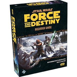 Fantasy Flight Games Star Wars Roleplaying Games: Force and Destiny - Beginner Game
