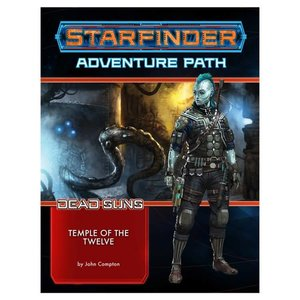 Paizo Starfinder Roleplaying Game: Adventure Path #2 - Temple of the Twelve