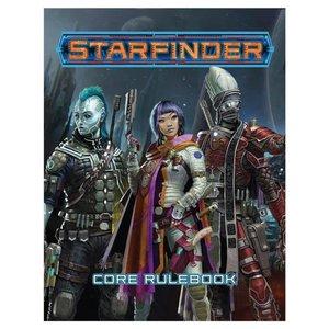 Paizo Starfinder RPG: Core Rulebook Hardcover