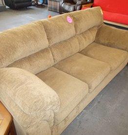 Sofa Sleeper Brown Tweed