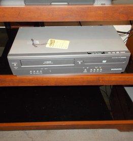 VHS/DVD Combo Magnavox