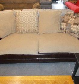 Sofa 2 Tone Brown
