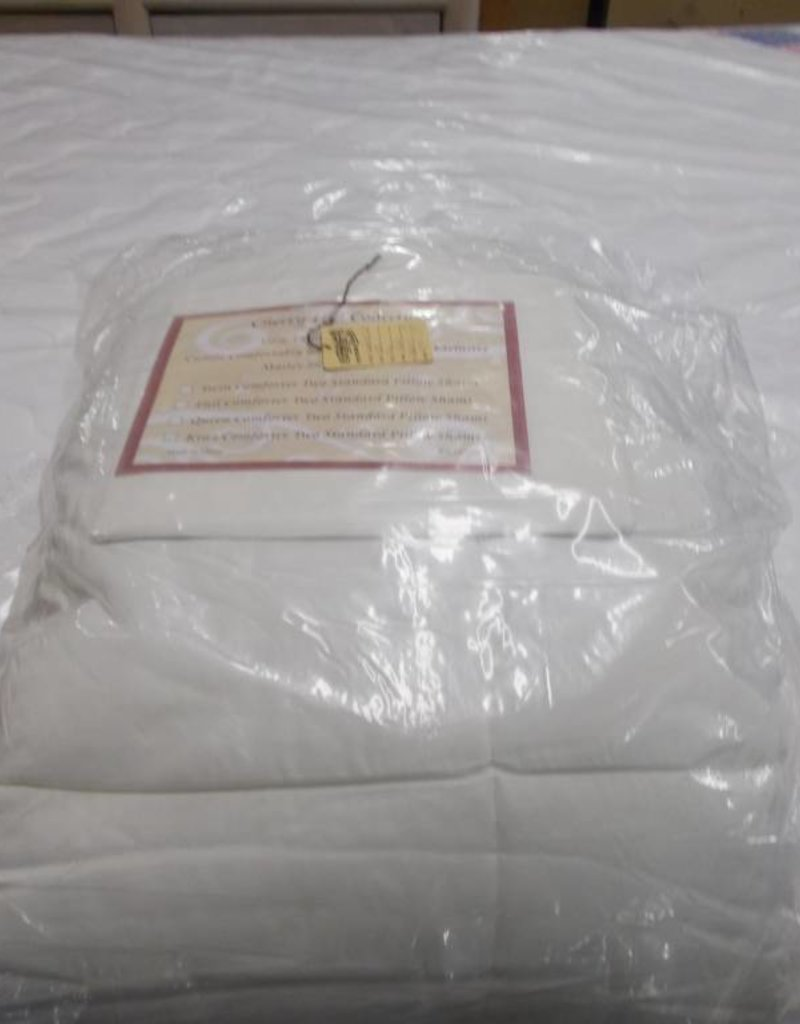 New Comforter Set King Ivory