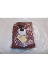 "New Curtain Brick Red 42""x84"""