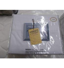 New microfiber sheets king white