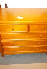 4 dr chest pine