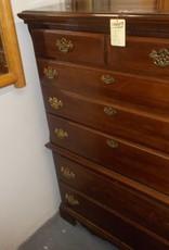 5 drawer chest cherry